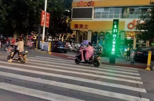 临汾街头的这个神器估计洪洞也会装!到时候闯红灯的代价可就太大了!